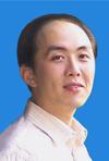 晶晨半导体公司副总裁潘照荣照片