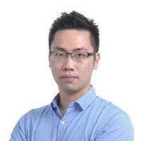 腾讯云业务副总经理黄景新照片