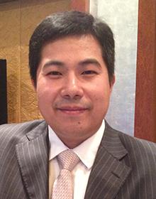 财付通助理总经理郑浩剑照片