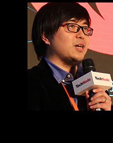 动点科技CEO卢刚照片