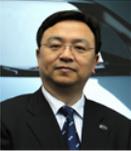 比亚迪公司董事局主席王传福照片
