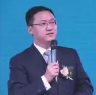 商界传媒集团总裁、《商界杂志》总编辑周忠华照片