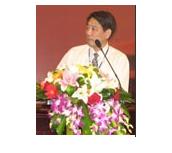 CSA副主任委员薛张纲照片