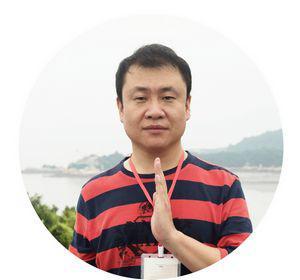 正欣源药业集团总经理马辉照片