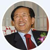 国际青少年教育协会主席朱相远照片