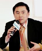 J.P摩根董事总经理陈钧豪照片