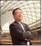 上海柏盈设计咨询有限公司总经理蔡欣照片