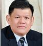 希尔顿全球大中华区及蒙古人力资源副总裁李平海照片