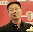 惠龙港国际钢铁物流股份有限公司董事长施文进照片