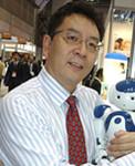 None国家千人;苏州澳昆智能机器人技术有限公司创始人李政德照片