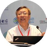 中国银联执行 副总裁柴洪峰照片