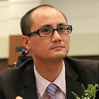 中国电子商务研究中心主任、研究员曹磊照片