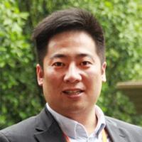 商圈网执行副总裁朱伟照片