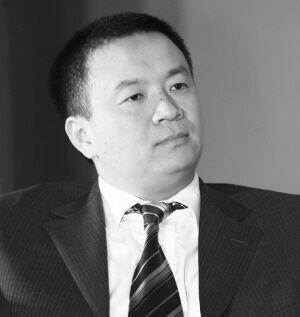 申银万国总监理陈晓升照片