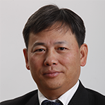 网宿科技营销中心总经理孙靖泽照片