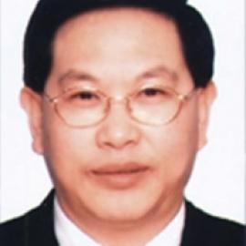 中国国际能源控股有限公司董事局主席吴国迪照片