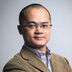 美团CEO王兴照片