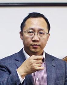 瑞利来实业董事长杨志峰照片