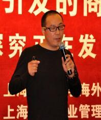 网鱼网咖CEO/创始人黄锋照片