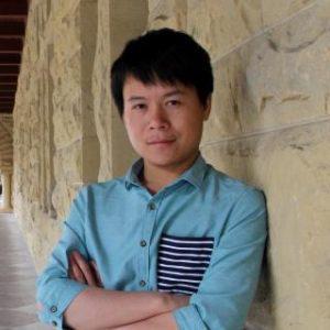 eBay高级软件工程师陈浩照片