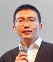 第一财经新媒体科技公司总经理黄磊照片