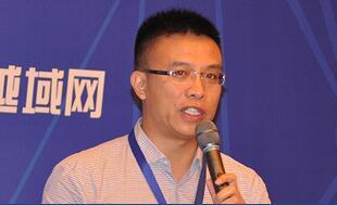 天猫国际总经理刘鹏照片