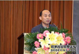 武汉地铁集团有限公司建设事业总部副总经理朱东飞照片