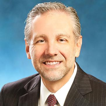 SAS公司高级副总裁Troy Haines照片
