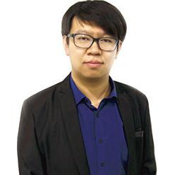 威客安全联合创始人兼COO董樾照片