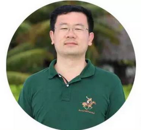 百度资深大数据总监李涛照片