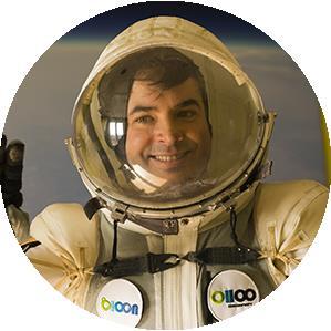 zero2infinity创始人和CEOJose Mariano Lopez-Urdiales照片