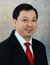 新加坡南洋理工大学教授Ang Wei Tech照片