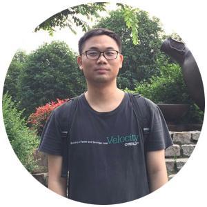 哔哩哔哩弹幕网运维开发经理梁晓聪照片
