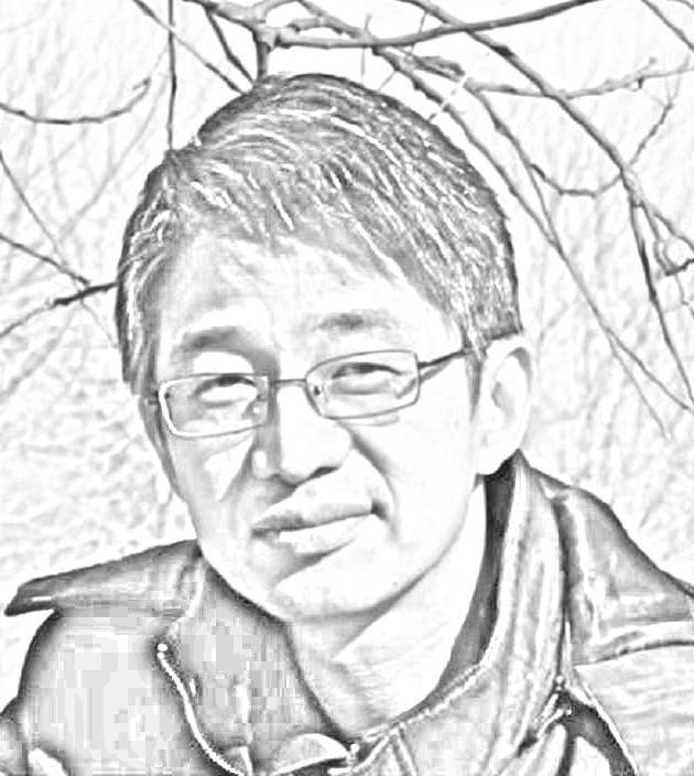 曾任微软中国首席软件架构师杨枫照片