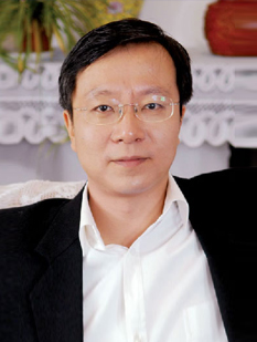 华东师范大学副校长任友群照片