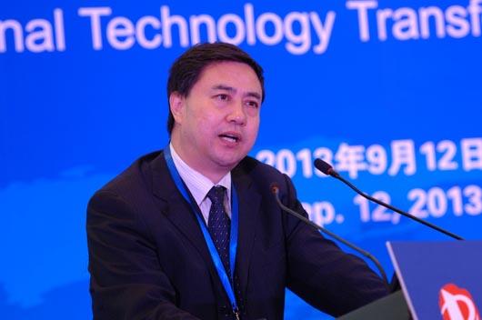 科技部中国科学技术发展战略研究院研究员赵刚照片