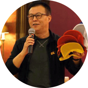 副总裁优朋普乐韩怡冰照片