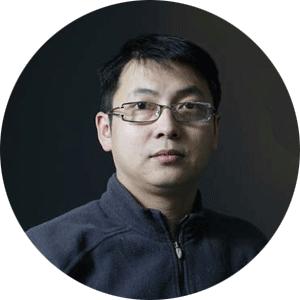 董事长兼总经理运智互动姚滨照片