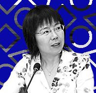 中国科学院心理研究所所长傅小兰照片