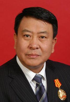 北京汽车集团有限公司董事长徐和谊照片