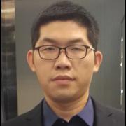 神月信安联合创始人陈东新 照片