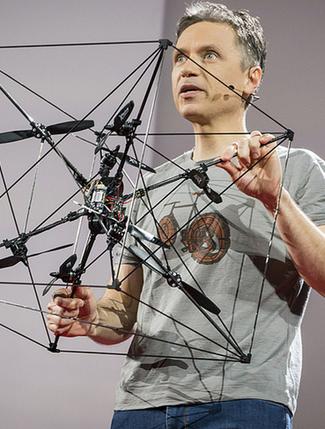 亚马逊机器人Kiva 系统创始人Raffaello D'Andrea照片