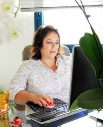 以色列能源物联网解决方案公司Sol-Chip创始人&CEOShani Keysar照片