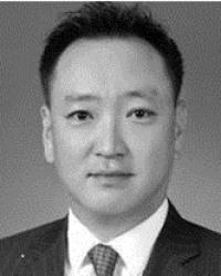 总裁韩国 Delfin LNG 公司Gene Kim照片