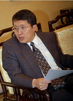 中国国际经济咨询有限公司(中信集团)副总经理车耳照片