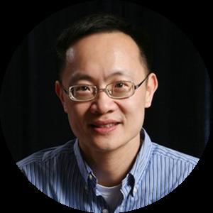 小米联合创始人&总裁林斌照片