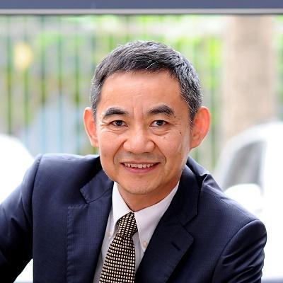 深圳市万泽中南研究院有限公司院长韩品连照片