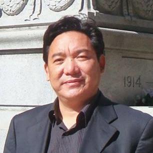 北京航空航天大学教授张世超照片