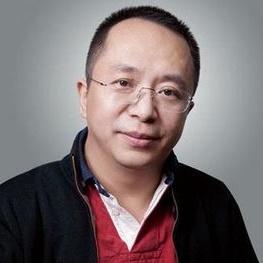 奇虎360公司董事长周鸿祎照片