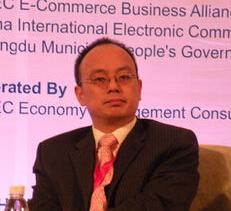 北京易支付科技有限公司首席执行官唐彬照片